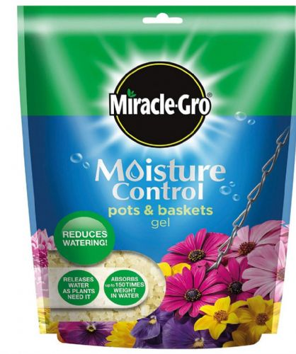 Miracle Gro Moisture Control For Pots & Baskets